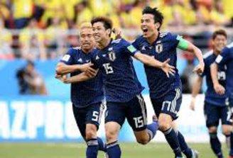 Japón venció a Colombia 2-1 aprovechando la temprana expulsión de Carlos Sánchez a los 3'
