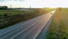 imagen del contenido Con inversión de U$S 260 millones la ruta 2 estará reconstruida a fin de año