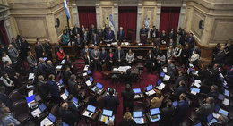 imagen del contenido Las frases más insólitas de los legisladores argentinos durante el debate sobre el aborto