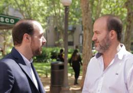 imagen del contenido El ex presidente del SMU, Julio Trostchansky, se unió oficialmente a Batllistas Orejanos de Fernando Amado