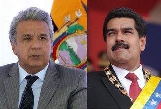 Ecuador expulsa a la embajadora de Venezuela