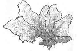 imagen del contenido Montevideo tendrá ocho municipios