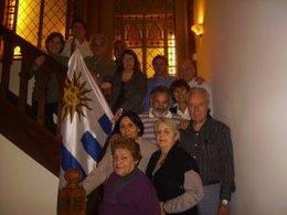 imagen del contenido Encuentro de uruguayos en Rosario de Santa Fe