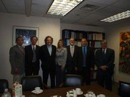 imagen del contenido Reunión con el Canciller Luis Almagro