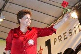 imagen del contenido Elecciones en Brasil: Clara victoria de Dilma Rousseff