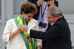 imagen del contenido Discurso completo de Dilma Rousseff en español y portugues
