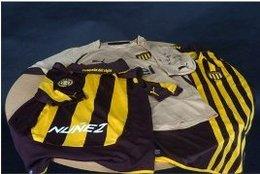 imagen del contenido Nueva indumentaria de Peñarol