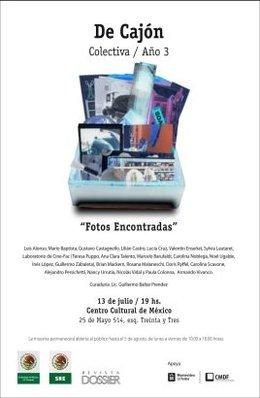 imagen del contenido Muestra colectiva de fotografías en Centro Cultural de México