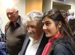 imagen del contenido Mujica alentó a uruguayos residentes en Noruega a compartir conocimientos y educación