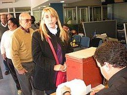 imagen del contenido Martha Montaner es la nueva secretaria general del Partido Colorado