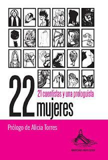 imagen del contenido Presentación del libro 22 mujeres: 21 cuentistas y una prologuista