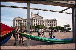 imagen del contenido El 54% de la población aprueba el matrimonio igualitario en Uruguay