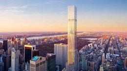 imagen del contenido 432 Park Avenue: 425 metros de altura y 96 pisos, diseñado por el uruguayo Viñoly