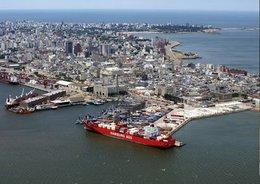 imagen del contenido Macri modernizará el puerto de Bs.As. y pone en peligro el movimiento de cargas en el puerto de Montevideo