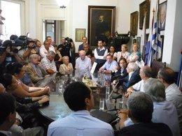 imagen del contenido Movimiento Nacional de Rocha con Lacalle Pou