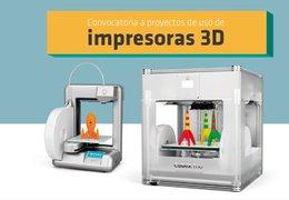 imagen del contenido Plan Ceibal convoca a presentar proyectos para utilizar impresoras 3D