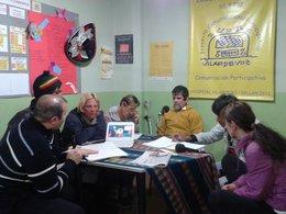imagen del contenido Vilardevoz se prepara para el Encuentro Latinoamericano de Radios Locas