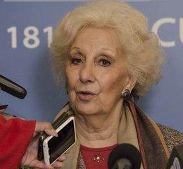 imagen del contenido Anuncian recuperación de nieto 121 en Argentina