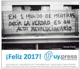 imagen del contenido Uypress cerró el año junto a sus columnistas, amigos y dónde se realizó el anuncio del lanzamiento de UypressTV y UypressRadio