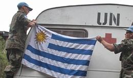 imagen del contenido Llegó el fin de las tropas uruguayas en Haití