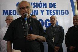 imagen del contenido Nicaragua: Diálogo suspendido por ataque a obispos