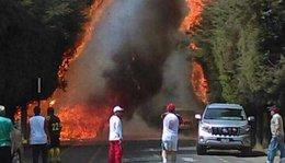 imagen del contenido Perú: Incendios forestales afectaron más de 1000 hectáreas