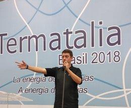 imagen del contenido Empresarios salteños en Termatalia
