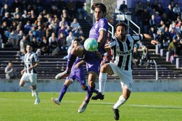 imagen del contenido Defensor Sporting le ganó 3-0 a Wanderers y lo alejó de la pelea por el Clausura