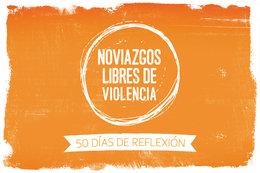 imagen del contenido Comenzaron los 50 días de reflexión promovidos por la campaña a favor de noviazgos libres de violencia
