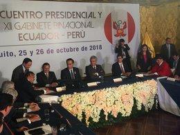 imagen del contenido Perú y Ecuador suscriben acuerdo para proteger recursos forestales y fauna silvestre
