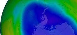 imagen del contenido La capa de ozono se recupera año a año