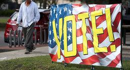 imagen del contenido El Partido Demócrata recuperó la Cámara de Representantes de EEUU pero los republicanos seguirán dominando el Senado