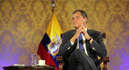 imagen del contenido Corte Nacional de Justicia de Ecuador llama a juicio a expresidente Rafael Correa