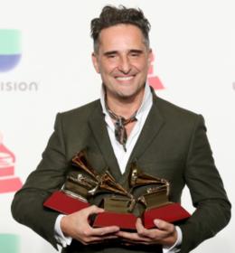 imagen del contenido Grammy Latino: Jorge Drexler el gran triunfador con tres premios