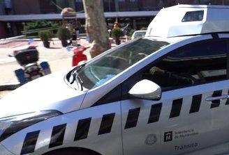 Se terminó la prueba, a partir del lunes la Intendencia de Montevideo multará usando los nuevos autos con cámaras de video
