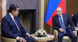 imagen del contenido Encuentro Maduro - Putin