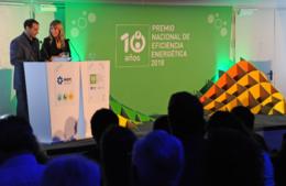 imagen del contenido Intendencia de Rocha obtuvo el Premio de Eficiencia Energética