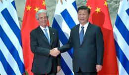 imagen del contenido Presidente de China reitera importancia estratégica de relaciones con Uruguay