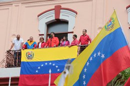 imagen del contenido Maduro anunció la ruptura de relaciones diplomáticas con EEUU