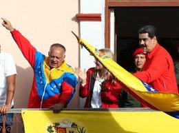 imagen del contenido Diosdado Cabello llama a oficialistas venezolanos a vigilia ante el Palacio de Gobierno