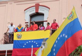 Maduro anunció la ruptura de relaciones diplomáticas con EEUU