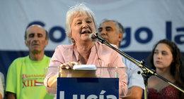 imagen del contenido Vicepresidenta uruguaya estima que solución para Venezuela requiere elecciones generales