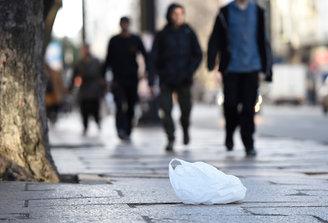 A partir del cobro de $4 ya se bajó un 80% el consumo de bolsas plásticas
