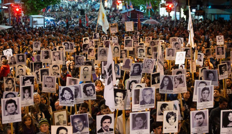 """imagen de INDDHH apela a """"la colaboración"""" de quienes tienen información para hallar a casi 200 uruguayos detenidos desaparecidos"""