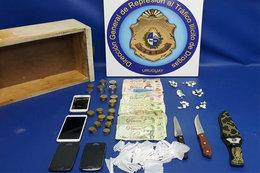 imagen del contenido Nuevos operativos en Ciudad Vieja desarticulan bocas de venta de drogas