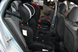 imagen del contenido Aumentará control sobre uso de sistema de retención infantil en automóviles