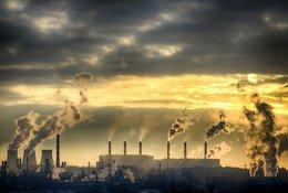 imagen del contenido ¿Cuánto contaminan los seres humanos? Un desglose de las emisiones de C02 industriales, de vehículos y de los hogares.