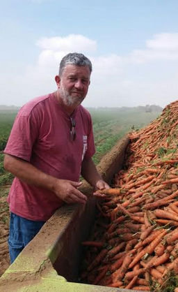 imagen del contenido El testimonio del agricultor uruguayo-israelí Pablo Leffler, en la frontera con Gaza.
