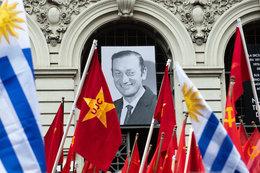 "imagen del contenido ""Alguno era comunista"", monólogo de Giorgio Gaber"