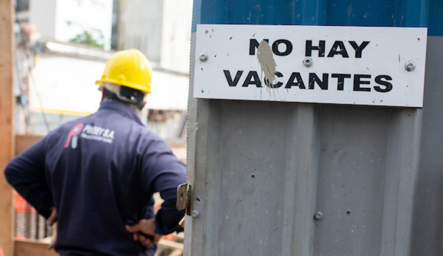 imagen de INE: El desempleo alcanzó a 194.000 personas (10,9%) en noviembre